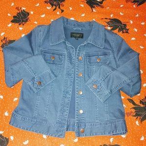 Jean Denim Jacket by sanctuary clothing